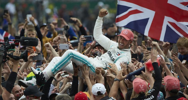 Hamilton champion du Monde de F1 au Grand Prix du Mexique si…