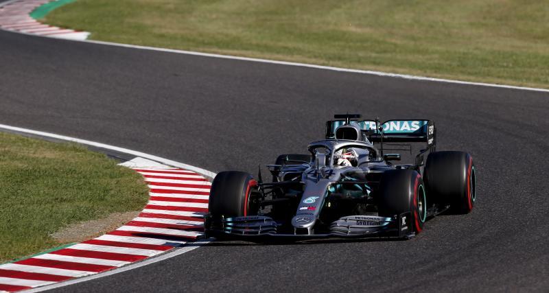 Essais libres 1 du Grand Prix du Mexique de F1 : Hamilton devant Leclerc et Verstappen