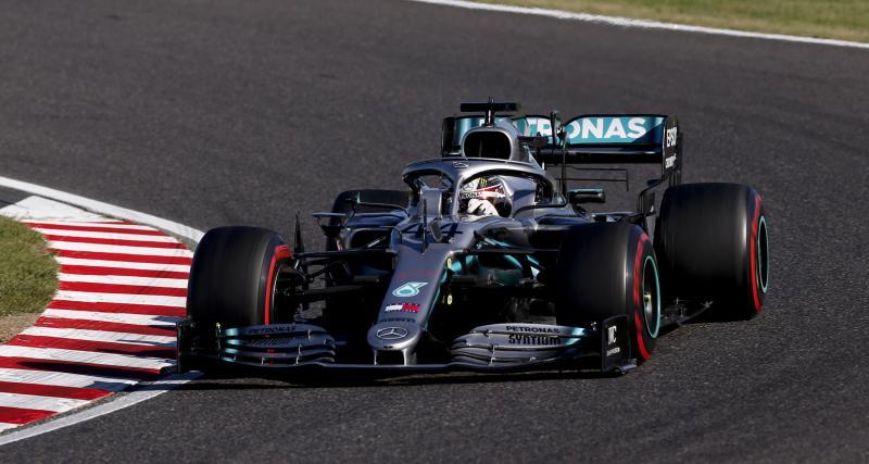 Le programme du Grand Prix du Mexique