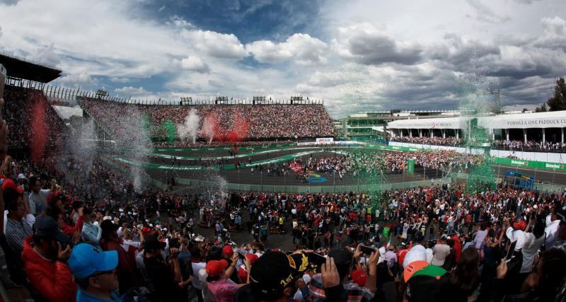 Qualifications du Grand Prix de Mexique de F1 en streaming : où les voir ?