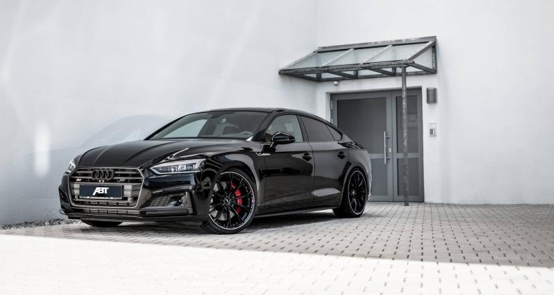 ABT Audi S5 Sportback : le coupé 4 portes sportif en 4 points