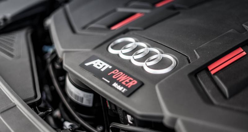 Prépa du V6 TDI