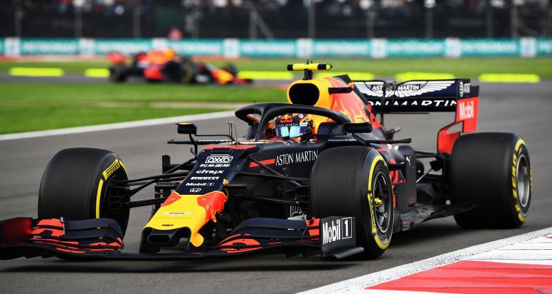 Grand Prix du Mexique de F1 en streaming : où voir la course ?