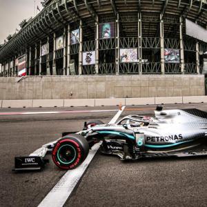 Grand Prix du Mexique de F1: victoire pour Hamilton, le classement complet