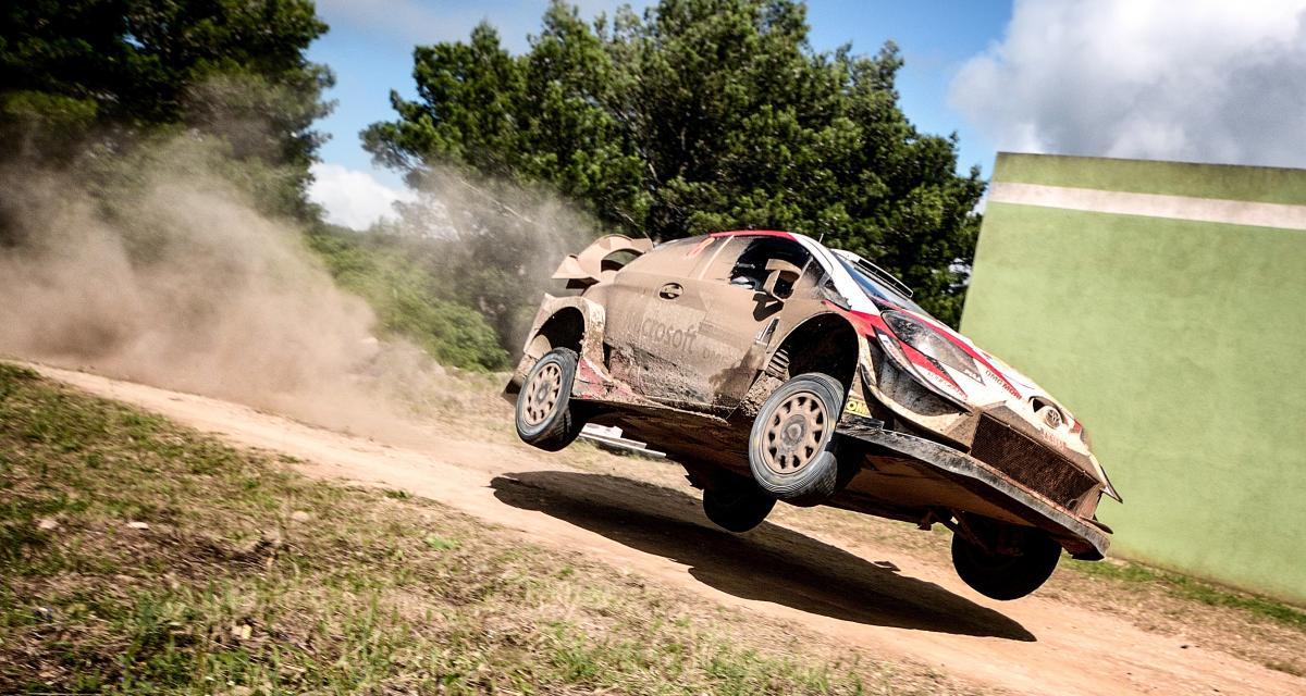 WRC - Rallye de Catalogne : Ott Tänak champion du monde !