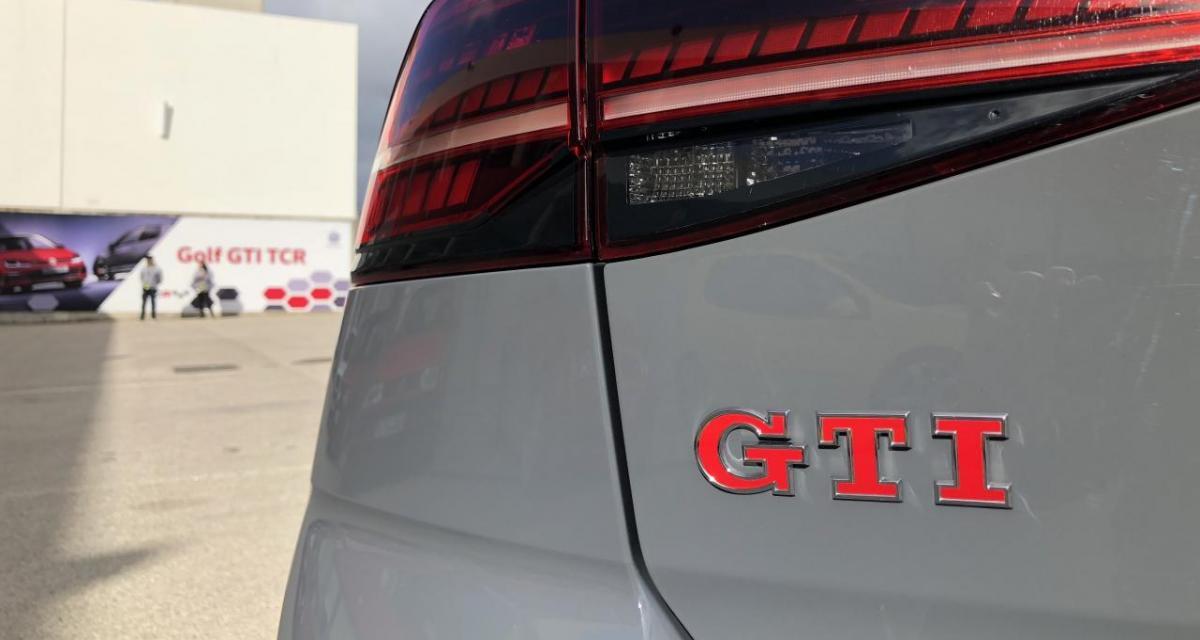 Nouvelle Golf : en attendant la GTI et la R