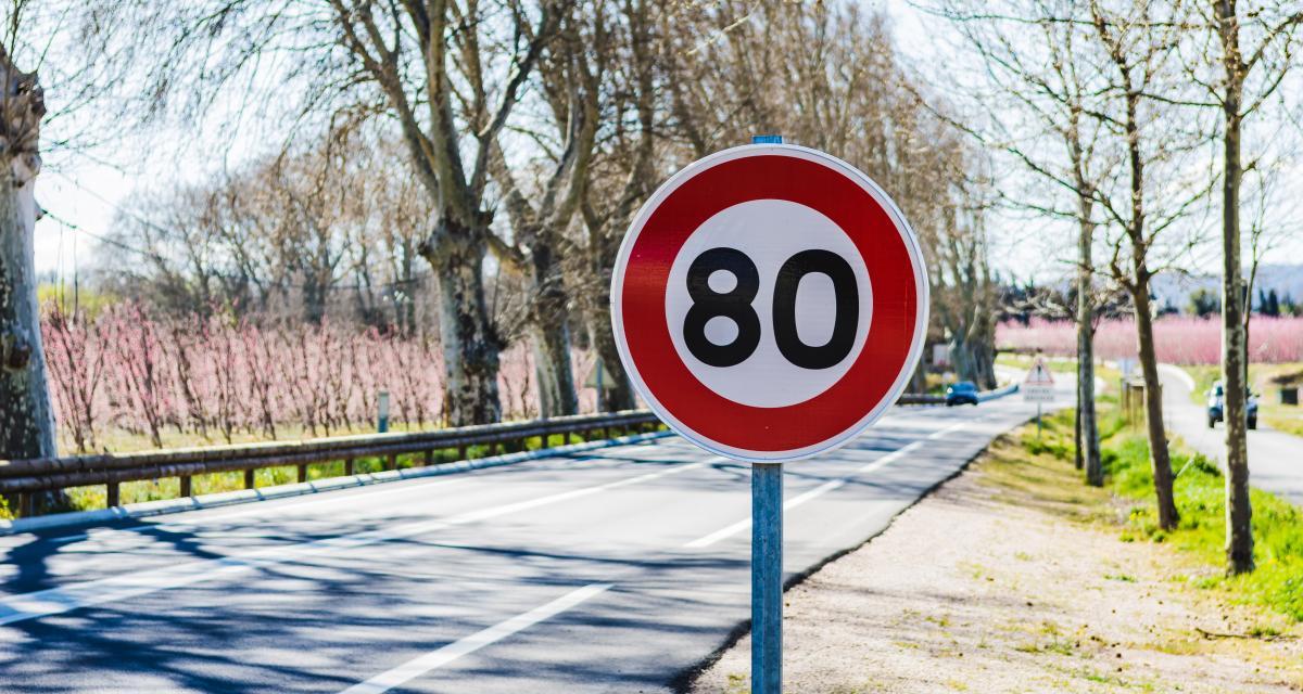 Flashé à 162 km/h sur une route limitée à 80 : plus de permis et voiture saisie