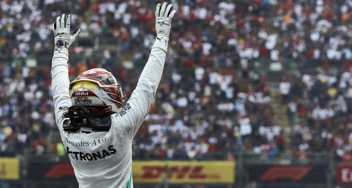 Hamilton champion du Monde au Grand Prix des États-Unis si…