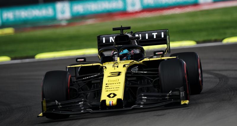 Grand Prix des États-Unis de F1 : alerte rouge pour Renault ?
