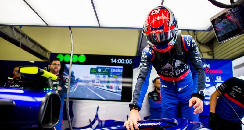 Grand Prix des États-Unis de F1 : Pierre Gasly trop fragile pour la filière Red Bull ?