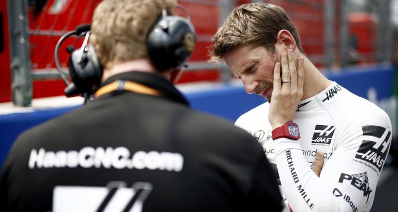 Grand Prix des États-Unis de F1 : Grosjean, un espoir à la maison ?