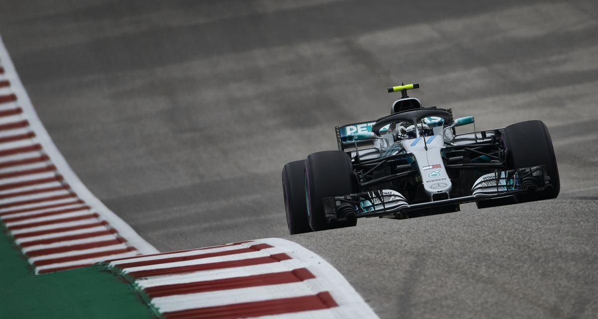 Grand Prix des États-Unis de F1 : les résultats de Valtteri Bottas à Austin