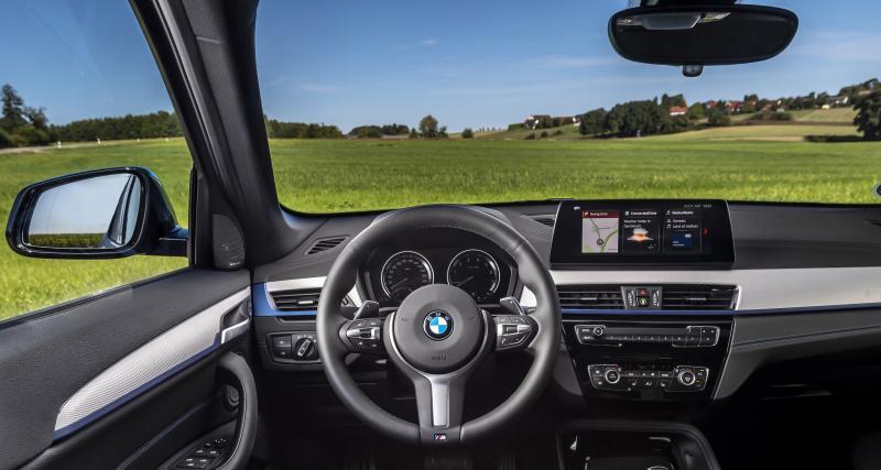 Conduite automatique jusqu'à 60 km/h