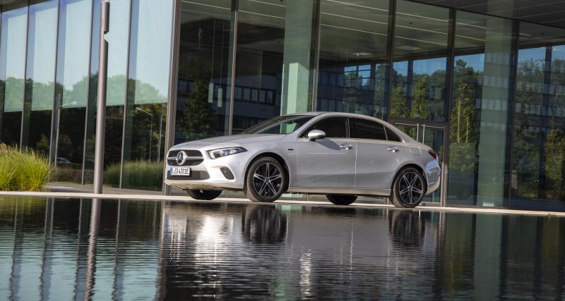 Mercedes Classe A Style Line