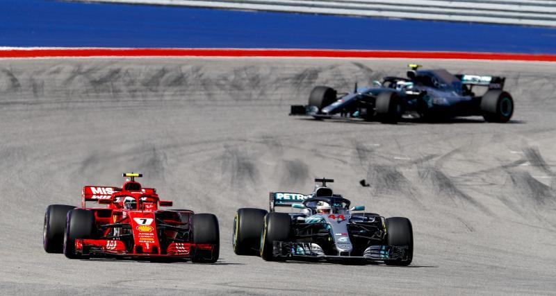 Essais libres du Grand Prix des États-Unis de F1 : sur quelle chaîne TV et à quelle heure ?
