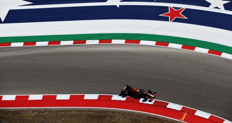 Qualifications du Grand Prix des États-Unis de F1 : sur quelle chaîne TV et à quelle heure ?