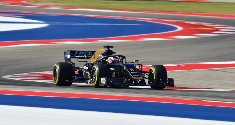 Grand Prix des États-Unis de F1 en streaming : où voir les qualifications ?