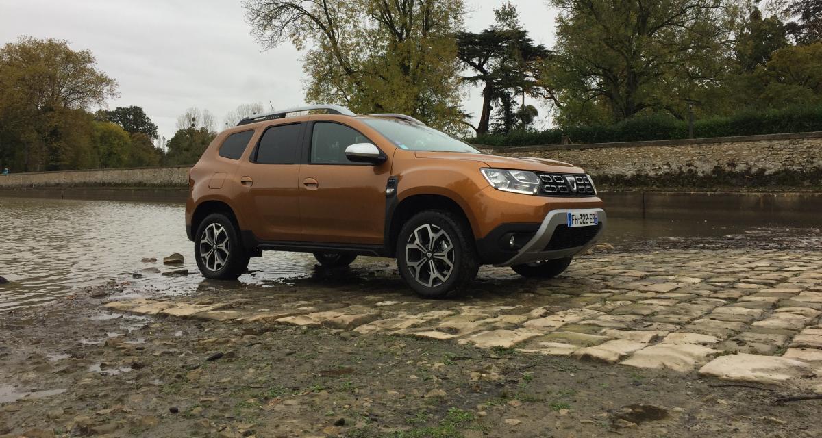 Essai du Dacia Duster : un week-end au volant du SUV low-cost