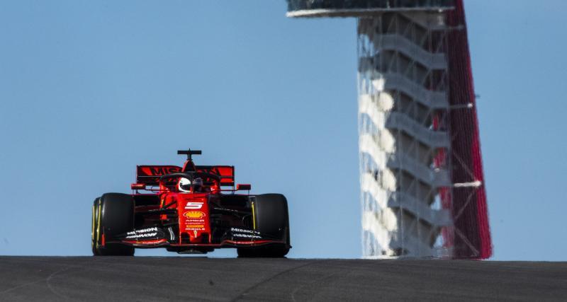 Grand Prix des États-Unis de F1 : à quelle heure et sur quelle chaîne TV voir la course ?