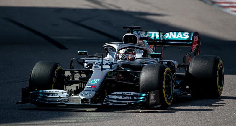 Lewis Hamilton champion du monde 2019 : à un titre de M. Schumacher