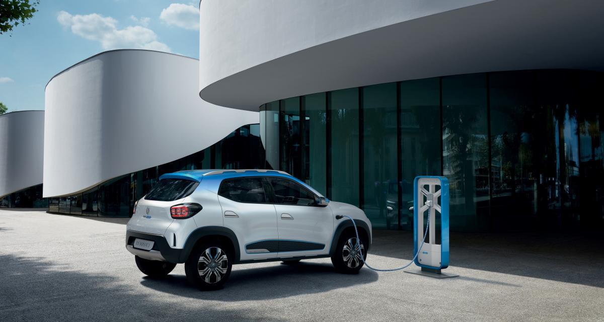 Une Dacia électrique prévue pour 2021