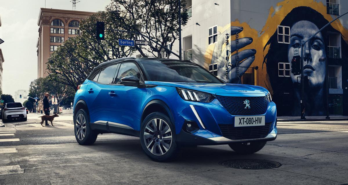 Peugeot e-2008 : les prix et finitions du SUV 100% électrique français