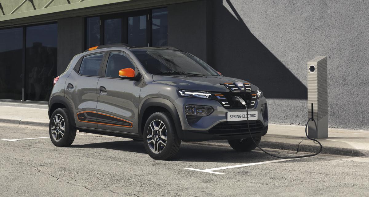 Dacia Spring : date de sortie, prix, autonomie et fiche technique