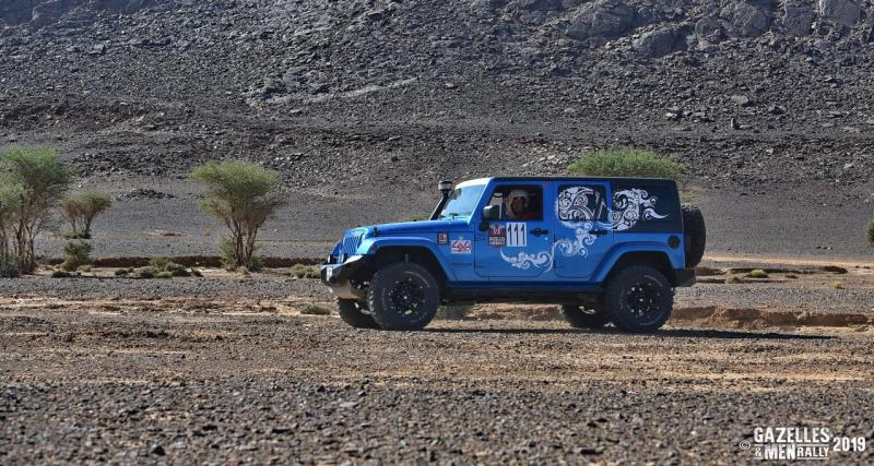 Gazelles and Men Rally 2019 : des souris et des hommes