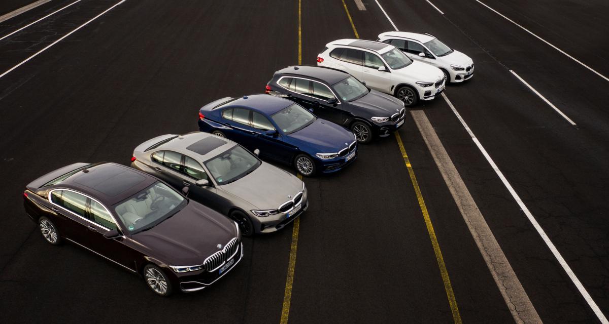 BMW plug-in hybrid : les nouveautés et la gamme actuelle au complet