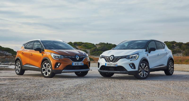 Nouveau Renault Captur : tous les prix du SUV urbain