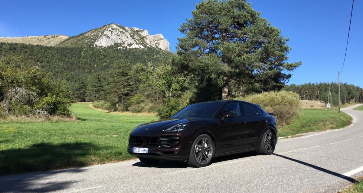 Essai complet du Porsche Cayenne Coupé : une longueur d'avance