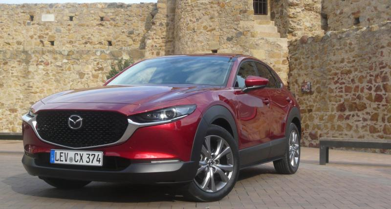 Essai vidéo du Mazda CX-30 : l'ambitieux SUV compact nippon