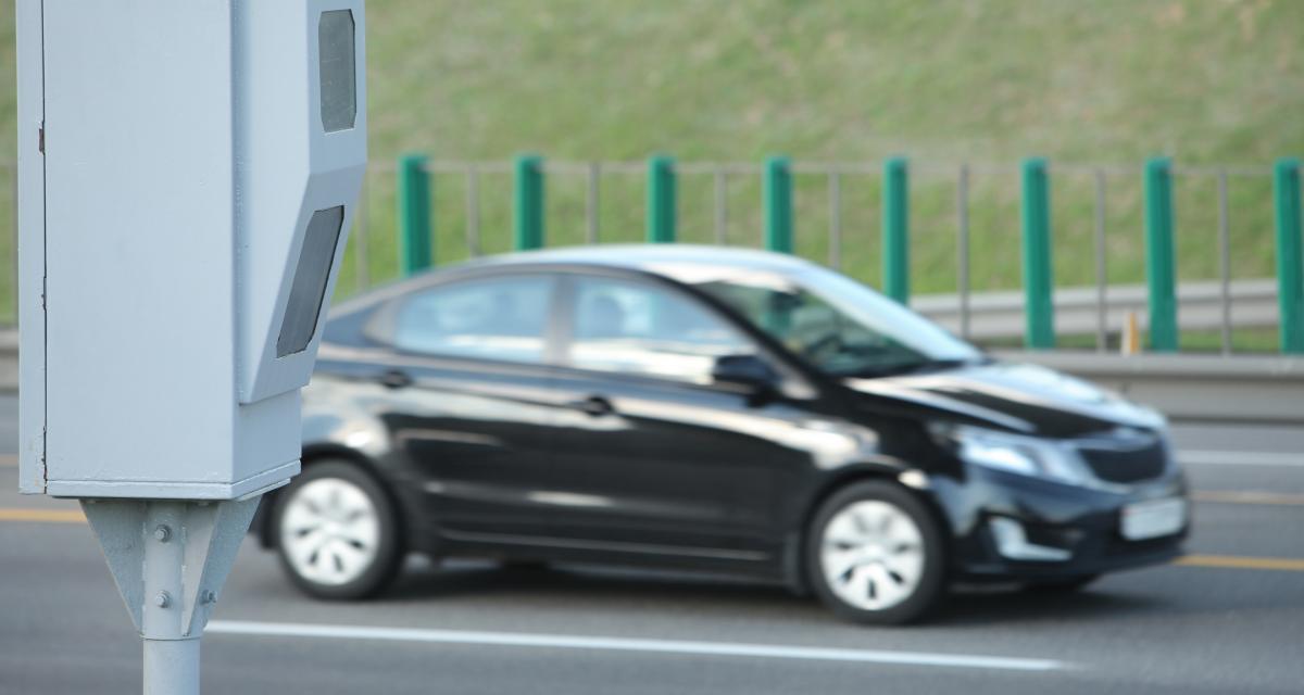 Flashé au volant à 204 km/h sur une départementale limitée à 80 !