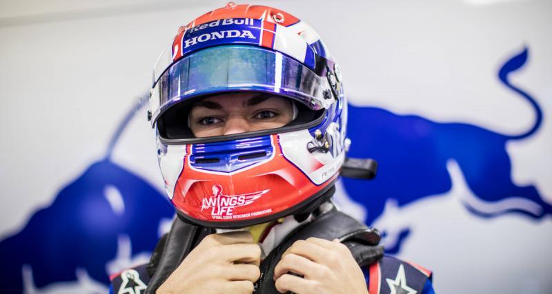 Grand Prix du Brésil de F1 : Albon ou Gasly, qui pour épauler Verstappen chez Red Bull en 2020