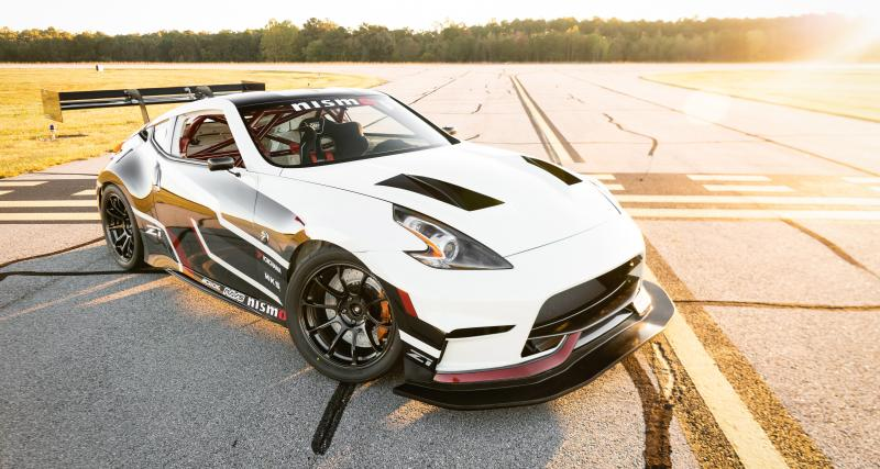 Nissan Global Time Attack TT 370Z : une mangeuse de chrono au SEMA Show 2019