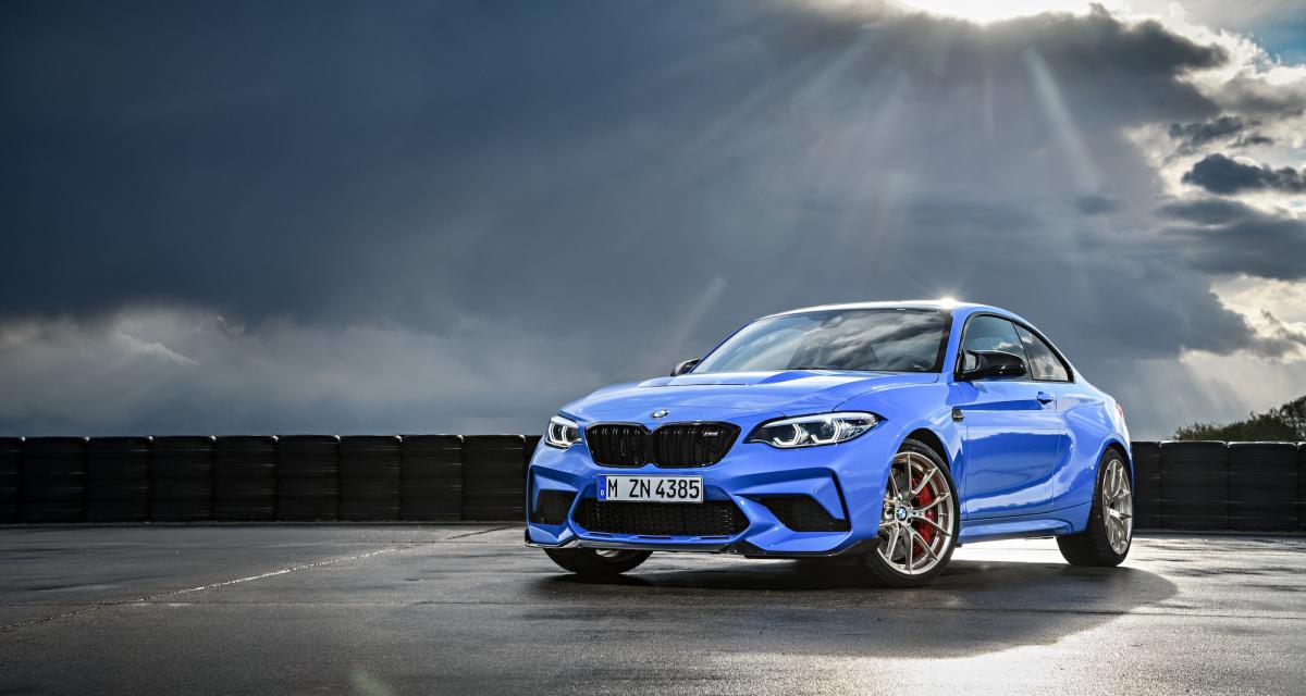 BMW M2 CS : la sportive en 4 points