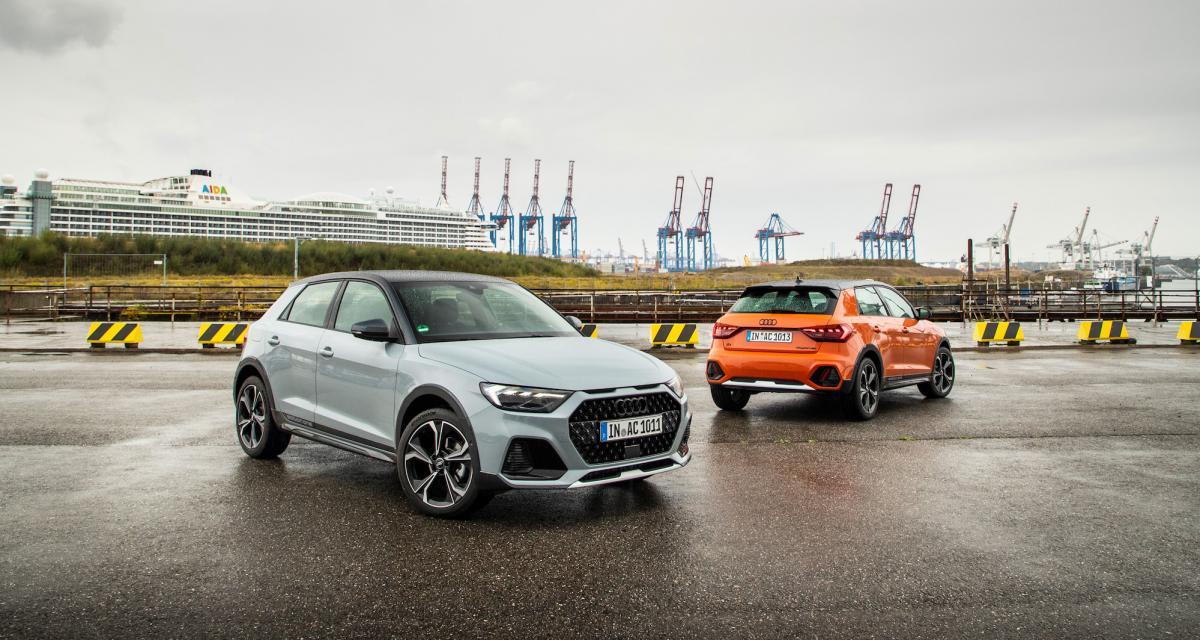 Audi A1 citycarver : la citadine allemande en 4 points