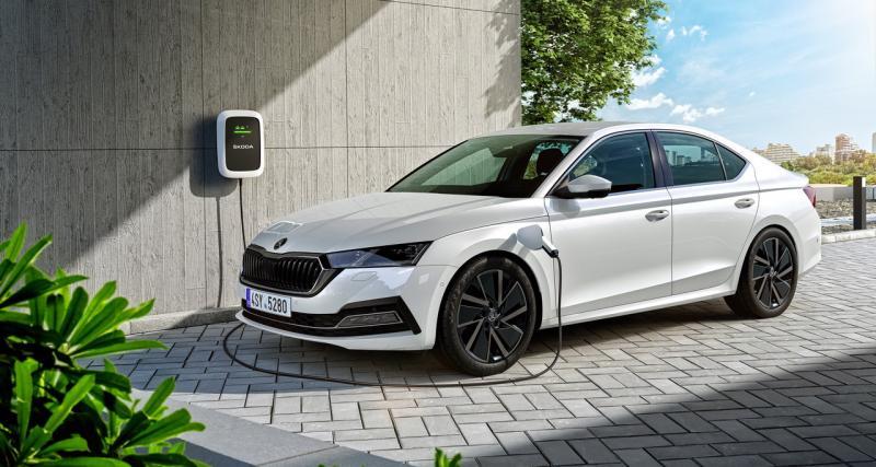Nouvelle Skoda Octavia : la 4ème génération passe à l'hybride rechargeable