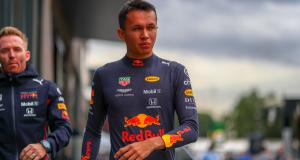 Formule 1 : Albon officialisé chez Red Bull en 2020