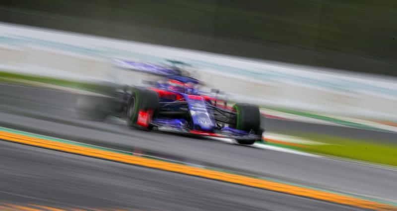 F1 2020 : Gasly et Kvyat prolongent l'aventure avec Toro Rosso