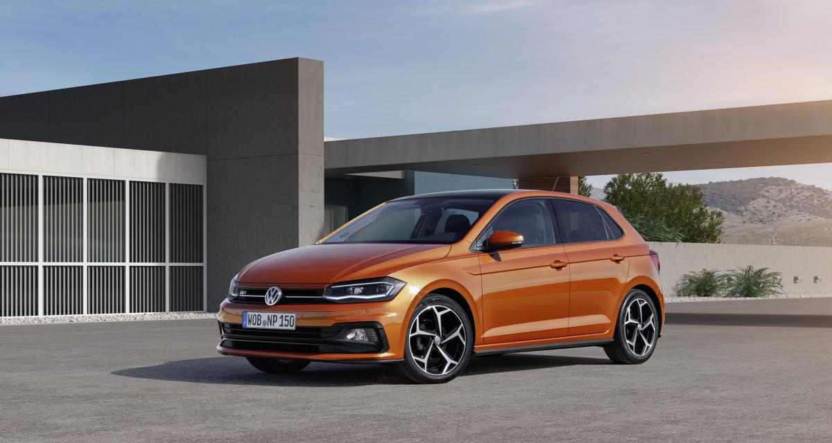Volkswagen Polo : une série limitée à 2000 exemplaires