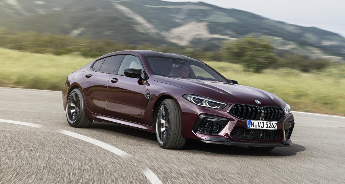 BMW M8 Gran Coupé, X5 M, X6 M, Série 2… : BMW en force au Salon de Los Angeles 2019