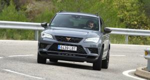 Cupra Ateca Limited Edition : les tarifs du SUV sportif dévoilés