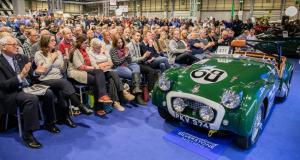 Record du monde pour une Triumph TR2 vendue aux enchères