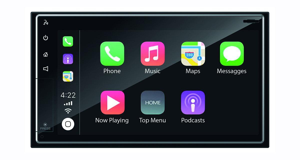 Phonocar dévoile un nouvel autoradio CarPlay et Android Auto avec DAB
