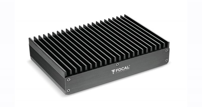 Focal complète sa gamme Inside de HP avec un ampli DSP à 9 canaux