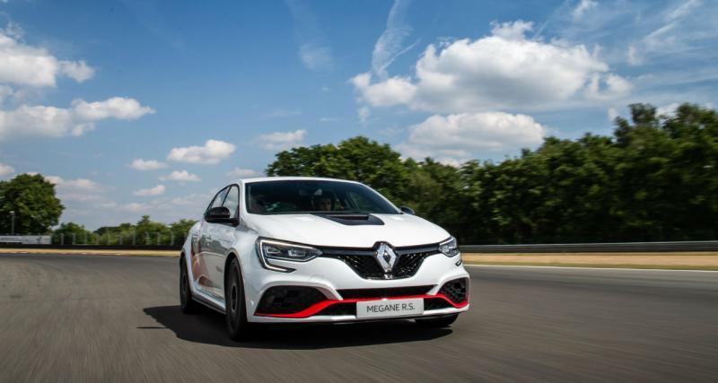 Renault Mégane RS Trophy-R : un prix à la hauteur de la sportive