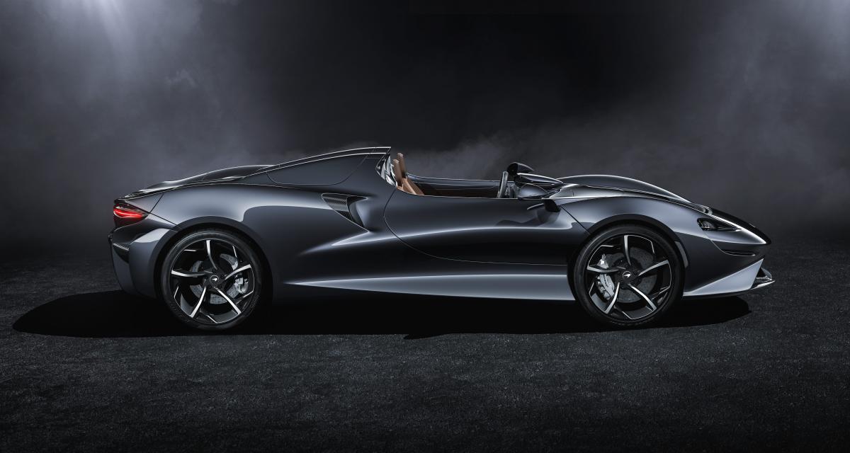 McLaren Elva : le speedster ultime en 4 points