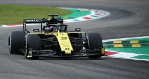 Grand prix du Brésil de F1 : l'accrochage entre Ricciardo et Magnussen