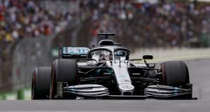 Grand Prix du Brésil de F1 : le dépassement d'Hamilton sur Verstappen en vidéo